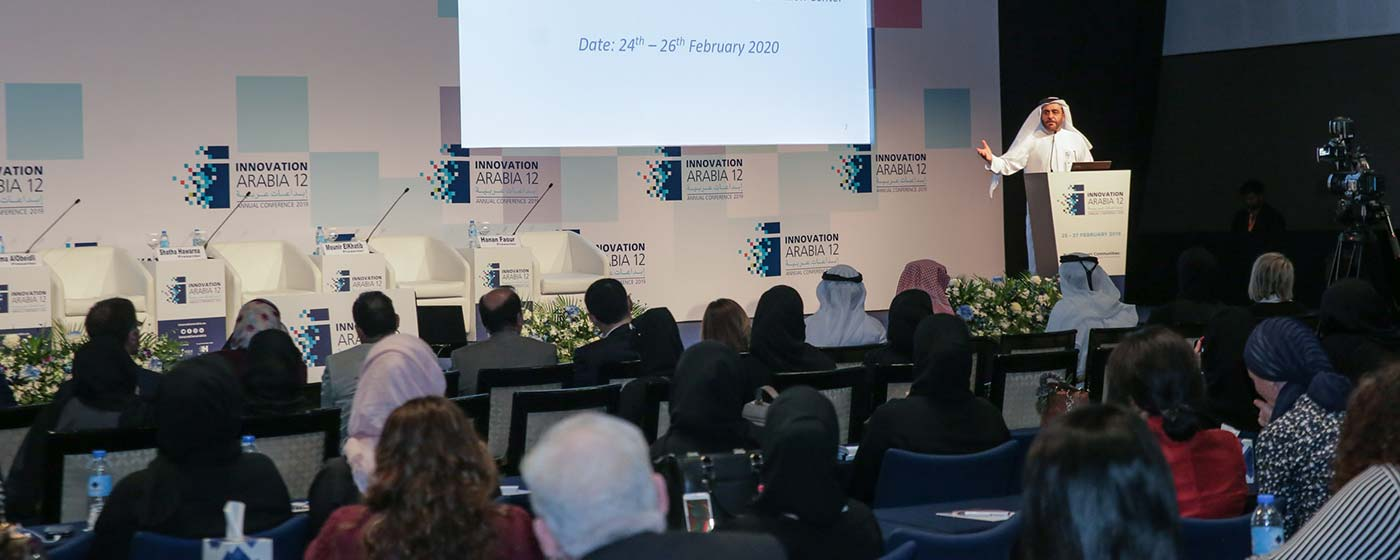 Innovation Arabia: The Key to Innovation